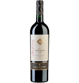 Red Wine 2015, Casas Del Toqui Reserva, Carminere
