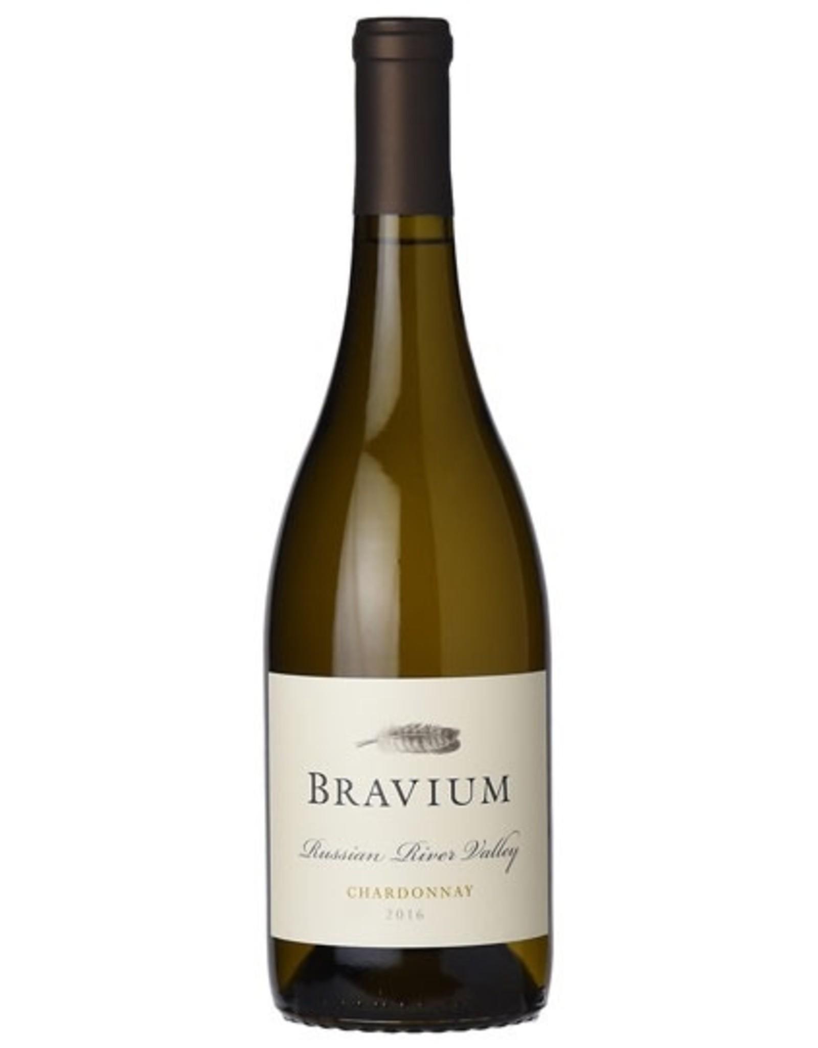 White Wine 2016, Bravium, Chardonnay, Russian River, Sonoma, California, USA, 13.5% Alc, CT