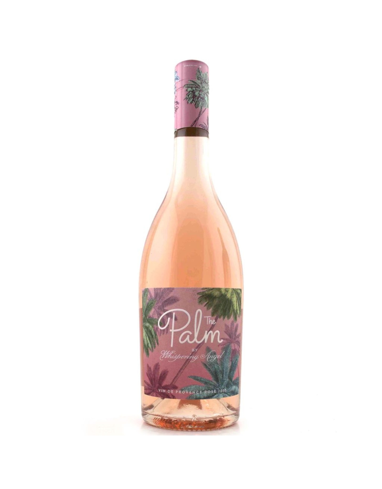 "Rose Wine 2019, Chateau d'Esclans ""The Palm"" by Whispering Angel, Rose, Cotes De Provence, Provence, France, 13% Alc, CTnr"