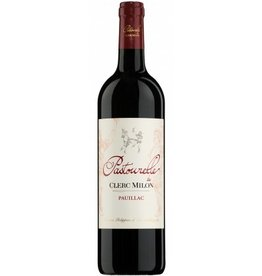 Red Wine 2010, Pastourelle de Clerc Milon, Pauillac