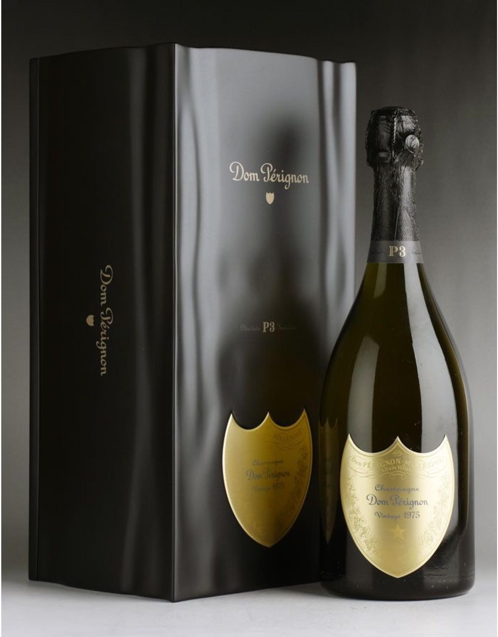 Sparkling Wine 1975, Vintage Dom Perignon P3 Plentitude Brut, Champagne, Epernay, Champagne, France, 12.5% Alc, CT97 JS97 RP96