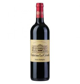 Red Wine 2016, Chateau LeCrock, Bordeaux