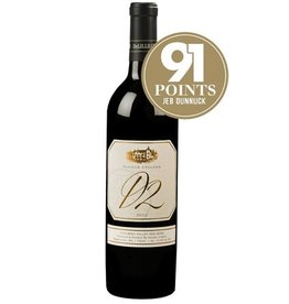 Red Wine 2015, De Lille D2, Red Blend