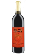 Red Wine 2008, Shaw Vineyard Reserve, Cabernet Sauvignon, Himrod, Finger Lakes, New York, 13% Alc, CT92.5, TW94