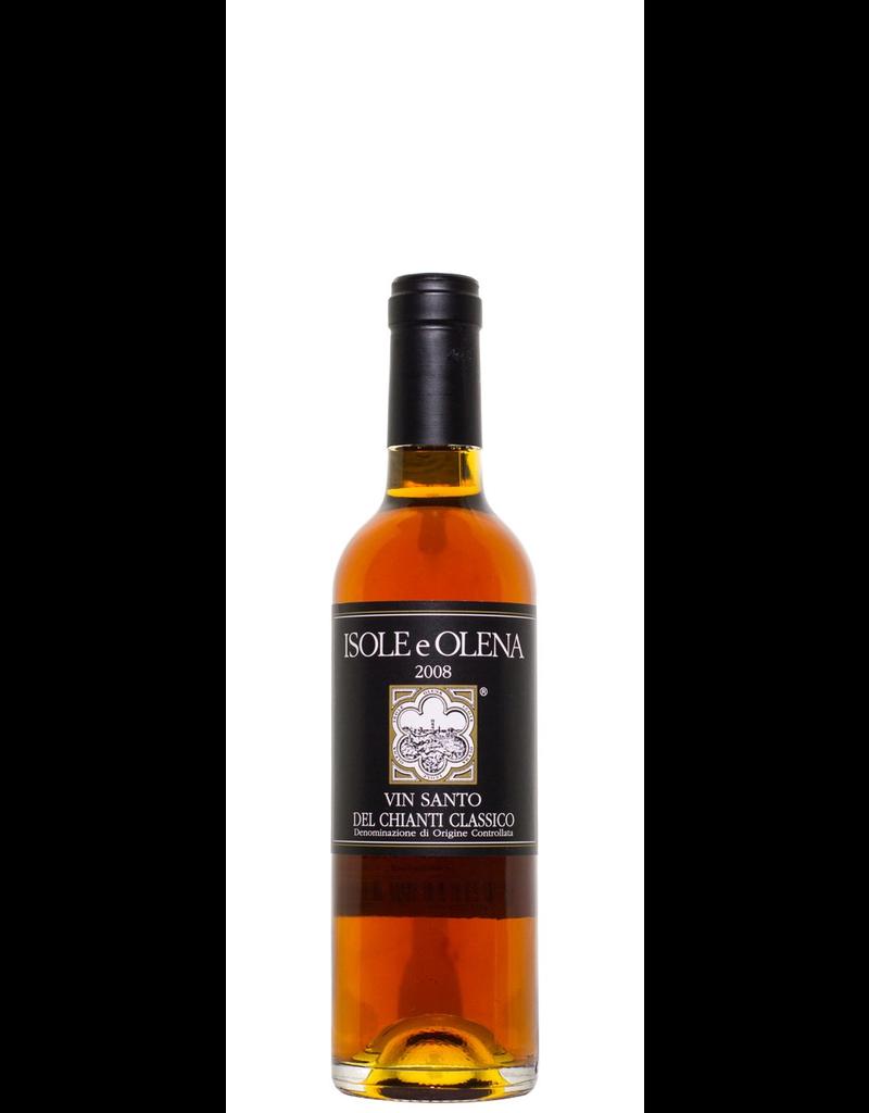 White Wine 2008, Isole e Olena Vin Santo Chianti Classico 375ml, White Wine, Barberino Val D'Elsa, Tuscany, Italy, 13.0% Alc, CTnr