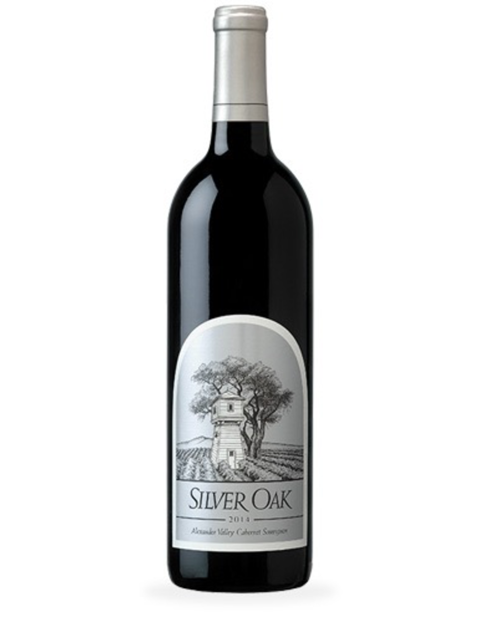 Red Wine 2016, Silver Oak, Cabernet Sauvignon, Alexander Valley, Sonoma County, California, 13.9% Alc, CTnr