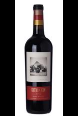Red Wine 2014, Kith & Kin Round Pond Estate, Cabernet Sauvignon, Rutherford, Napa Valley, California, 14.5% Alc, CT89