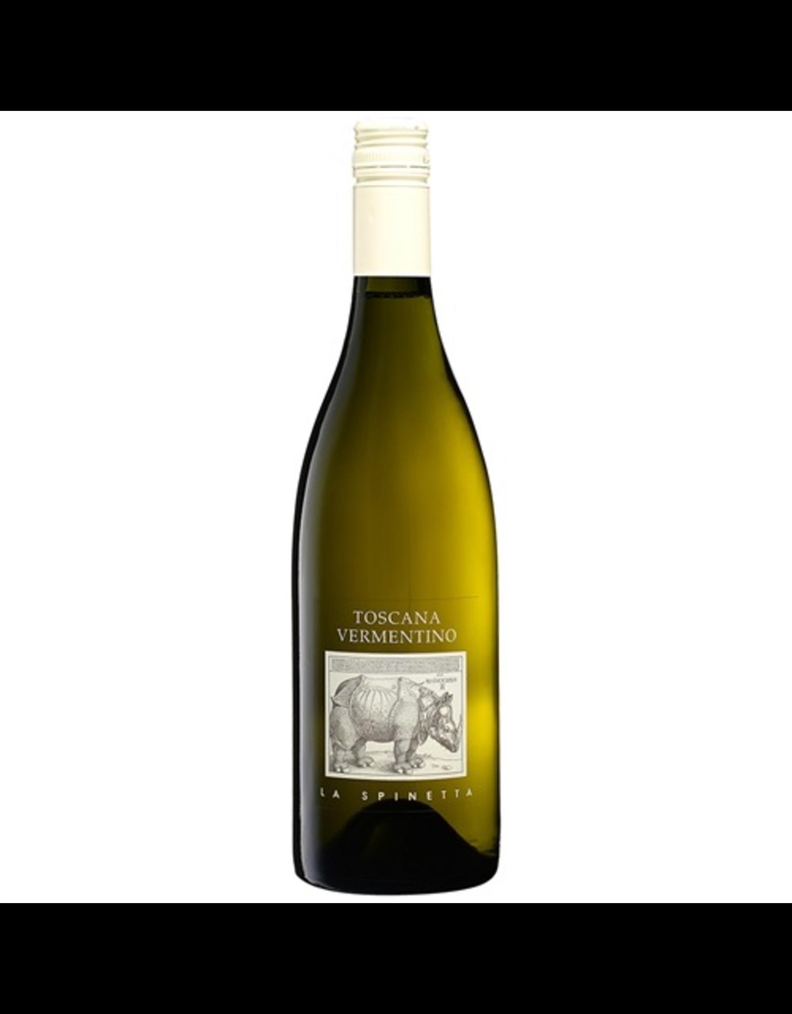 White Wine 2019, La Spinetta Tuscan White, Vermentino, Toscana, Tuscany, Italy, 13% Alc, CTnr, TW93