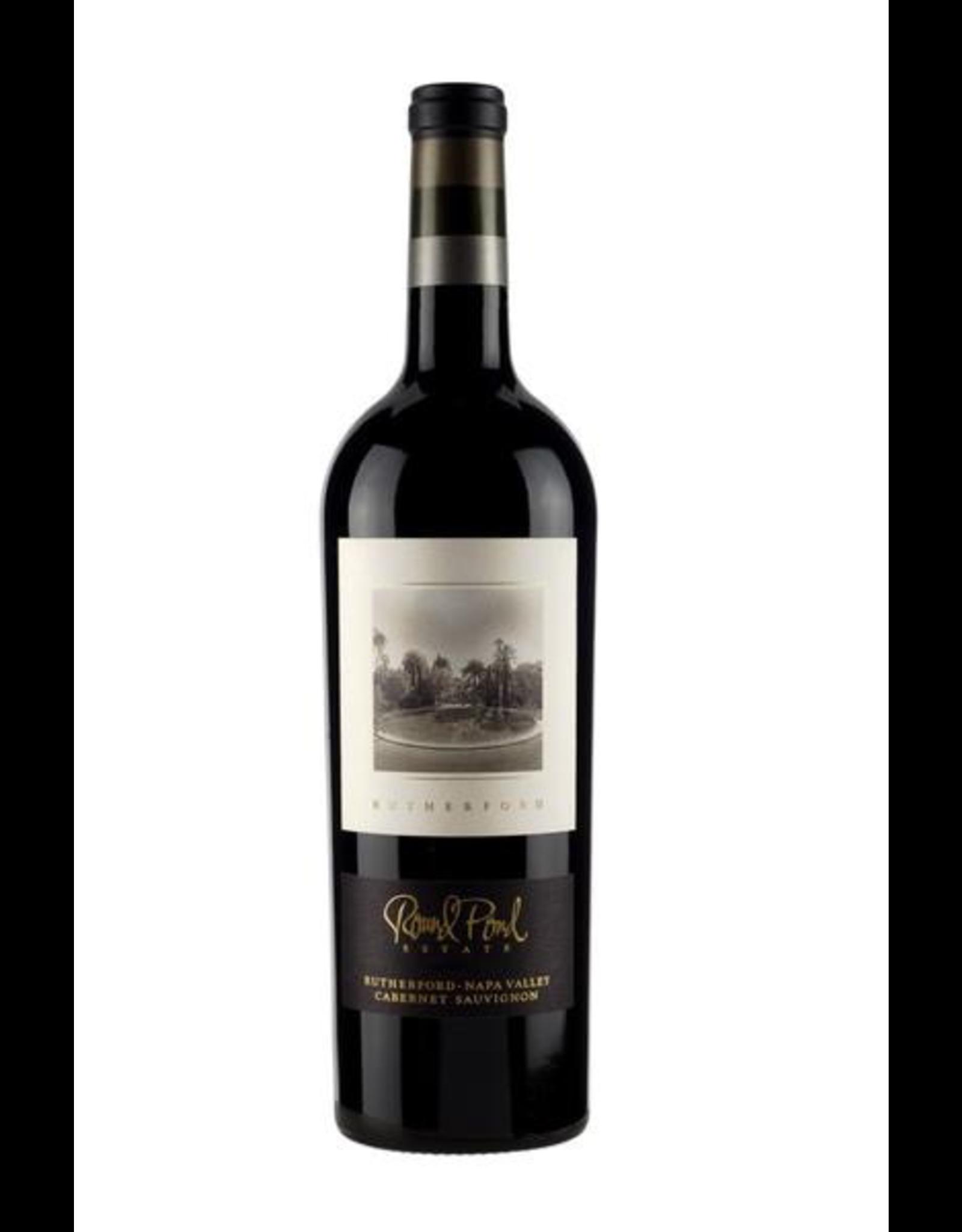 Red Wine 2016, Round Pond Estate Vineyard Rutherford, Cabernet Sauvignon, Rutherford, Napa Valley, California,15% Alc, CTnr, JS92