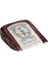 Specialty Cheese The Blue Jay, Juniper Berry Infused Quintuple Crème Blue, apx 5.3oz