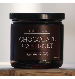 Specialty Foods Soiree, Chocolate Cabernet, Handmade Jelly