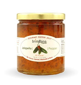 Specialty Foods Brimstone, Jalapeno Pepper Jelly