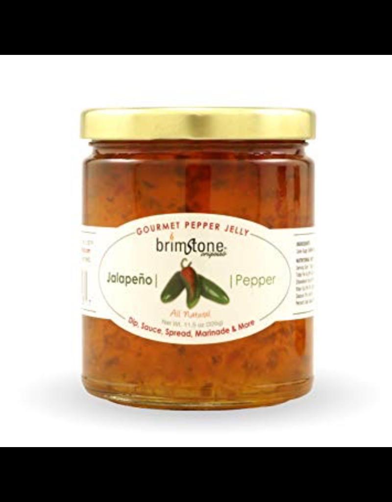 Specialty Foods Brimstone Pepper Jelly, Jalepeno Pepper, USA, 11.5oz.