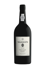 Port 1970, Warre's Vintage Porto Port Tercentenary Anniversary (300 Year), Port, Douro Valley, Oporto, Portugal, 20% Alc, CT92.3