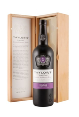 Port 1969, Taylor Fladgate Very Old Single Harvest Port, Port, Douro Valley, Oporto, Portugal, 20.5 % Alc, CTnr