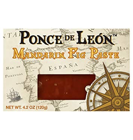 Specialty Foods Ponce De Leon, Mandarin Fig Paste