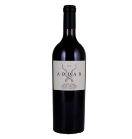 Red Wine 2016, ADDAX Trench Vineyard, Cabernet Sauvignon