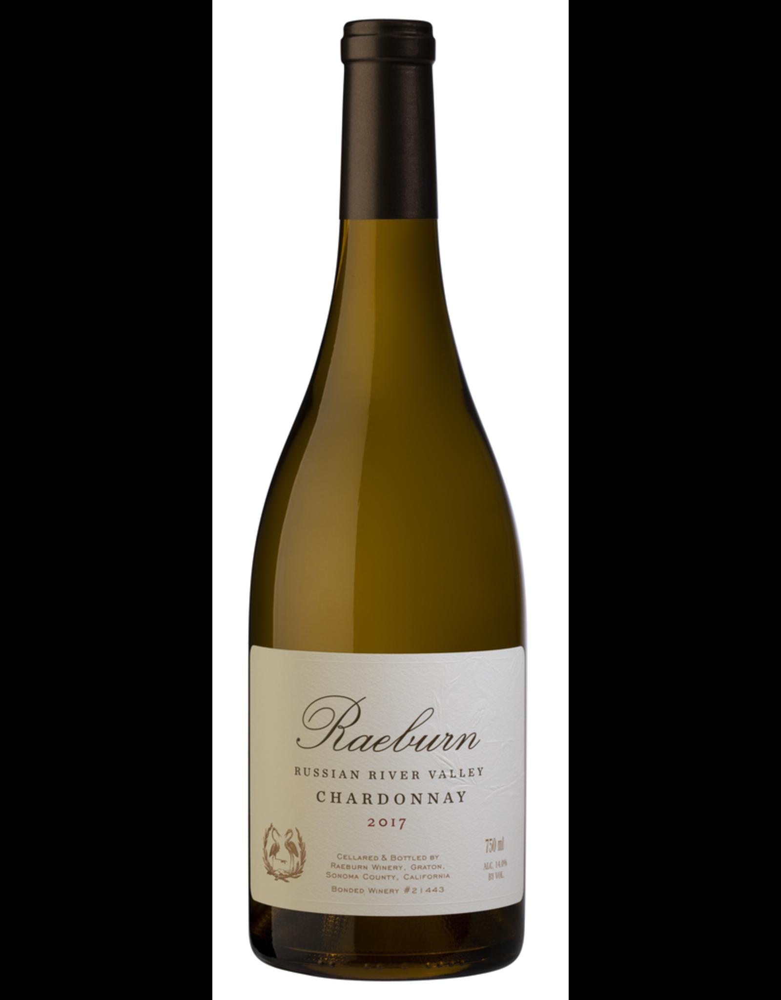 White Wine 2017, Raeburn, Chardonnay, Russian River, Sonoma, California, USA, 14% Alc, CT