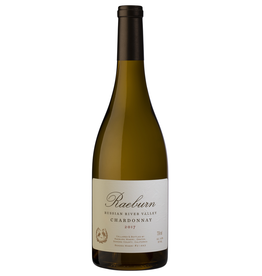 White Wine 2017, Raeburn, Chardonnay