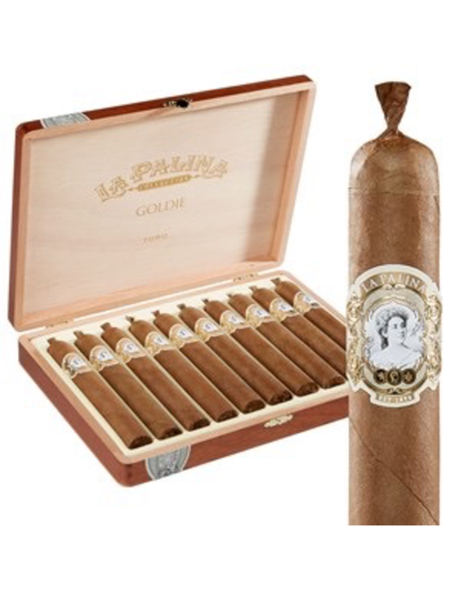 Cigars CIGAR - 2018 La Palina Goldie TORO 52x5.8, Limited to 1500 Boxes