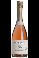 Sparkling Wine 2017, Buglioni Il Vigliacco Spumante Brut Rose, Sparkling, Veneto, Valpolicella, Italy, 11.8% Alc, CTnr
