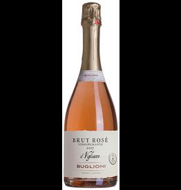 Sparkling Wine 2017, Buglioni, Il Vigliacco Spumante Brut Rose