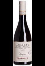 Red Wine 2015, Buglioni Amarone della Valpolicella Classico DOCG, Valpolicella, Veneto, Italy, 14.3% Alc, CTnr