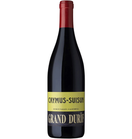 Red Wine 2017, Caymus-Suisun, Petit Sirah