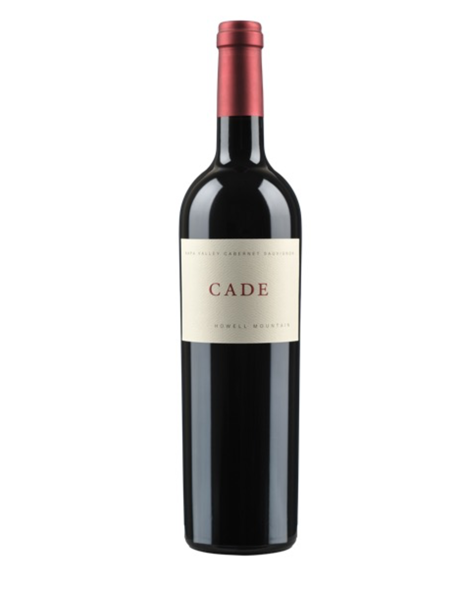 Red Wine 2016, Cade Estate, Cabernet Sauvignon, Howell Mountain, Napa Valley, California, 15.2% Alc., CTnr, RP96