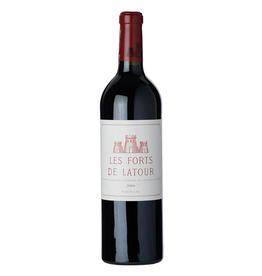 Red Wine 2006, Les Forts, Chateau Latour