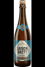 Beer 2018, Boulevard Brewing, Saison Brett, Farmhouse Ale, Beer, USA, 8.5% Alc, RB99, 22 oz. Glass Bottle