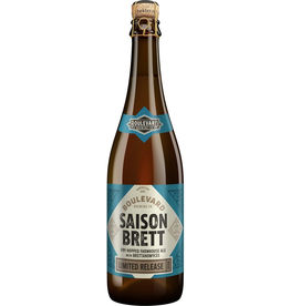Beer 2018, Boulevard Brewing, Saison Brett, Farmhouse Ale
