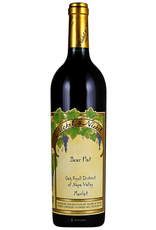 Red Wine 2016, Nickel & Nickel Bear Flat, Merlot, Oak Knoll District, Napa Valley, California, 14.9% Alc, CTnr