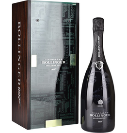 Sparkling Wine 2011, Bollinger 25th James Bond Limited Edt., Millesime
