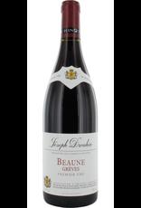Red Wine 2015, Joseph Drouhin Beaune-Greves Premier Cru, Pinot Noir, Beaune-Greves, Burgundy, France, 13% Alc, CT