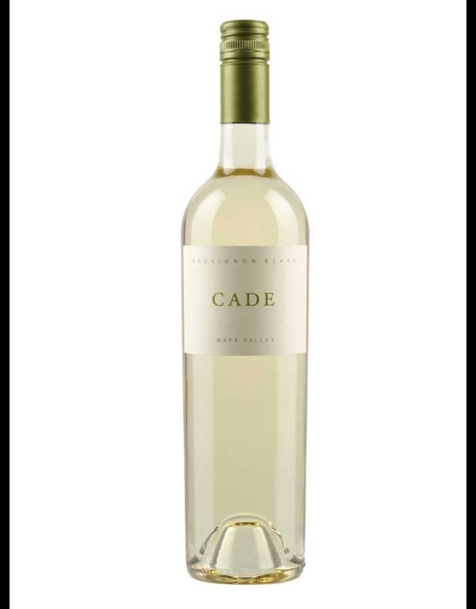 White Wine 2016, Cade Estate, Sauvignon Blanc, Napa AVA, Napa Valley, California, 14.2% Alc., CT91