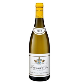 White Wine 2017, Domaine LeFlaive, Mersault 1er Cru