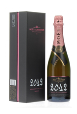 Sparkling Wine 2012, Moet & Chandon Grand Vintage GB ROSE, Champagne, Epernay, Champagne, France, 12.5% Alc, CTnr TW93