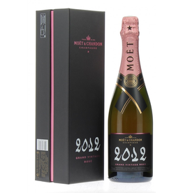 Sparkling Wine 2012, Moet & Chandon Grand Vintage GB, ROSE