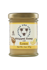 Specialty Foods Savannah Bee Company, Whipped Honey with Lemon, 3oz.