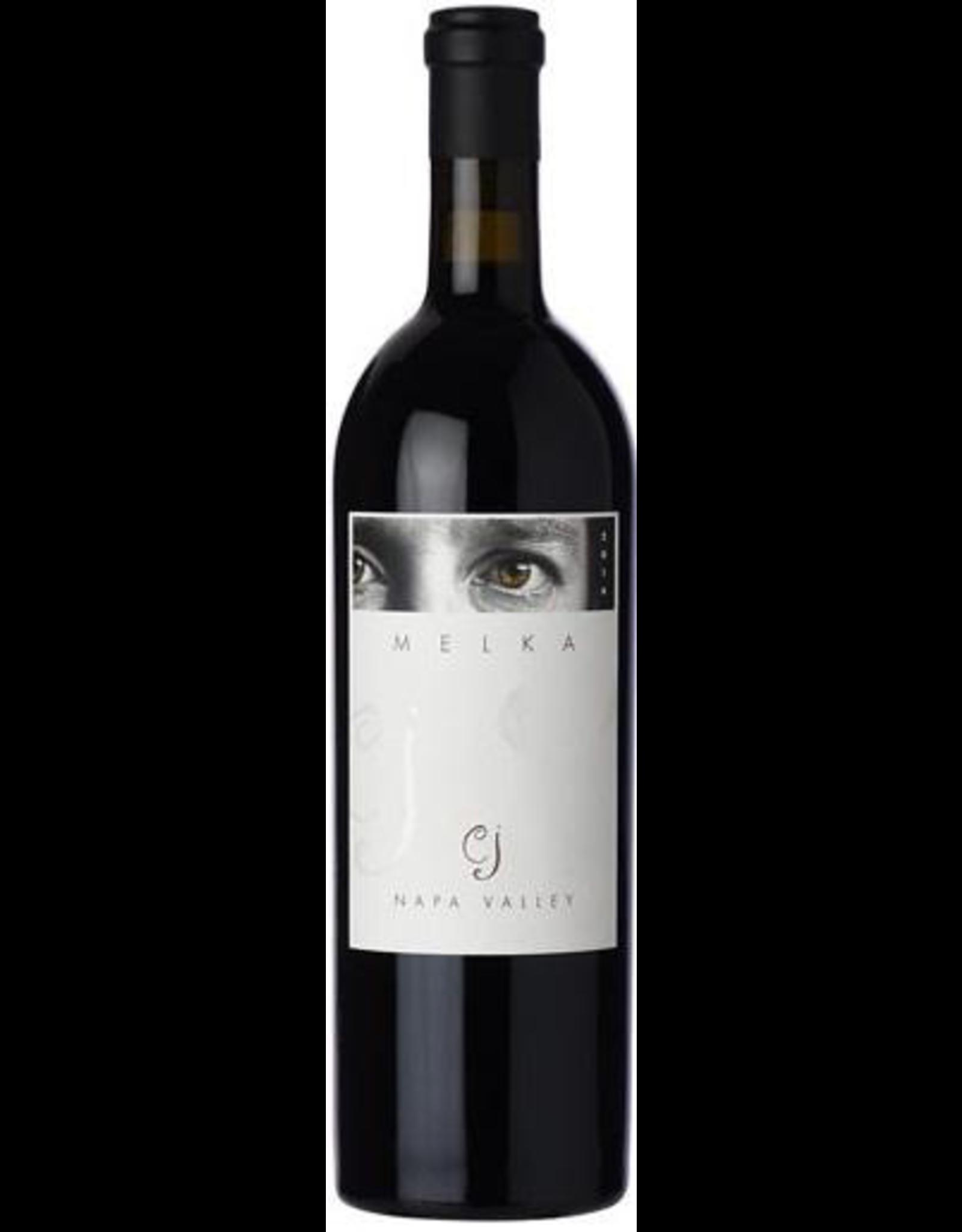 Red Wine 2008, Melka CJ, Cabernet Sauvignon, Napa, Napa Valley, California, 14.9% Alc, CT95, WS94
