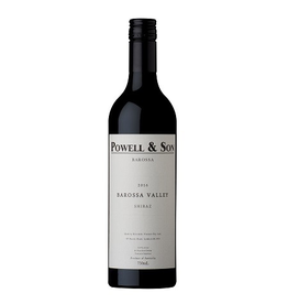 Red Wine 2016, Powell & Son, Baossa Shiraz