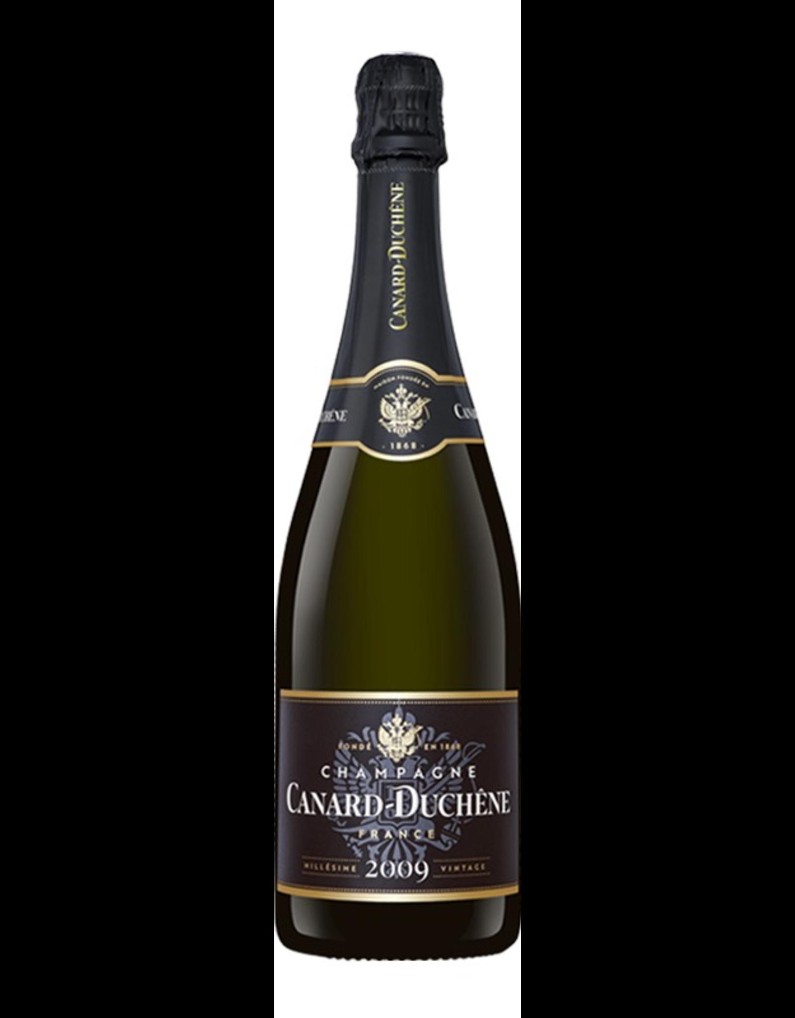 Sparkling Wine 2009, Canard-Duchene Millesime Vintage, Champagne, Montage de Reims, Champagne, France, 12% Alc, TW93