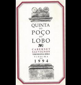Red Wine 1994, Quinta Poco Lobo, Cabernet Sauvignon