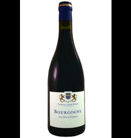 Red Wine 2016, Domaine Thibault Liger-Belair Les Deux Terres, Bourgogne