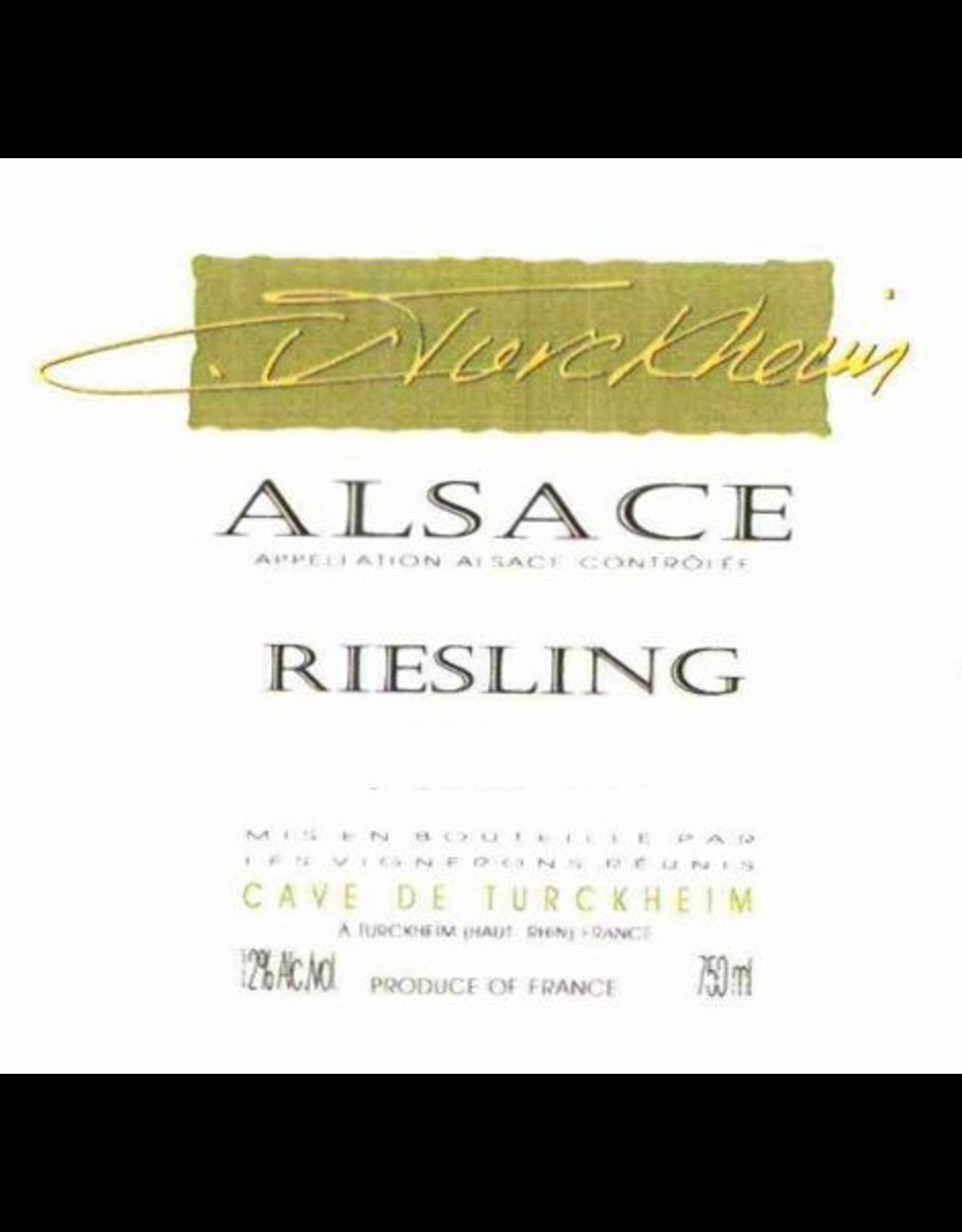 White Wine 2011, Cave de Turckheim, Riesling, Alsace, Alsace, France, 13% Alc, CTnr, TW90