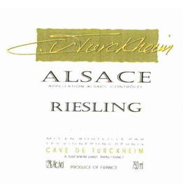 White Wine 2011, Cave De Turckheim, Rieseling