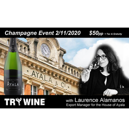 Special EVENTS AYALA Champagne Tasting TUE 2.11.20