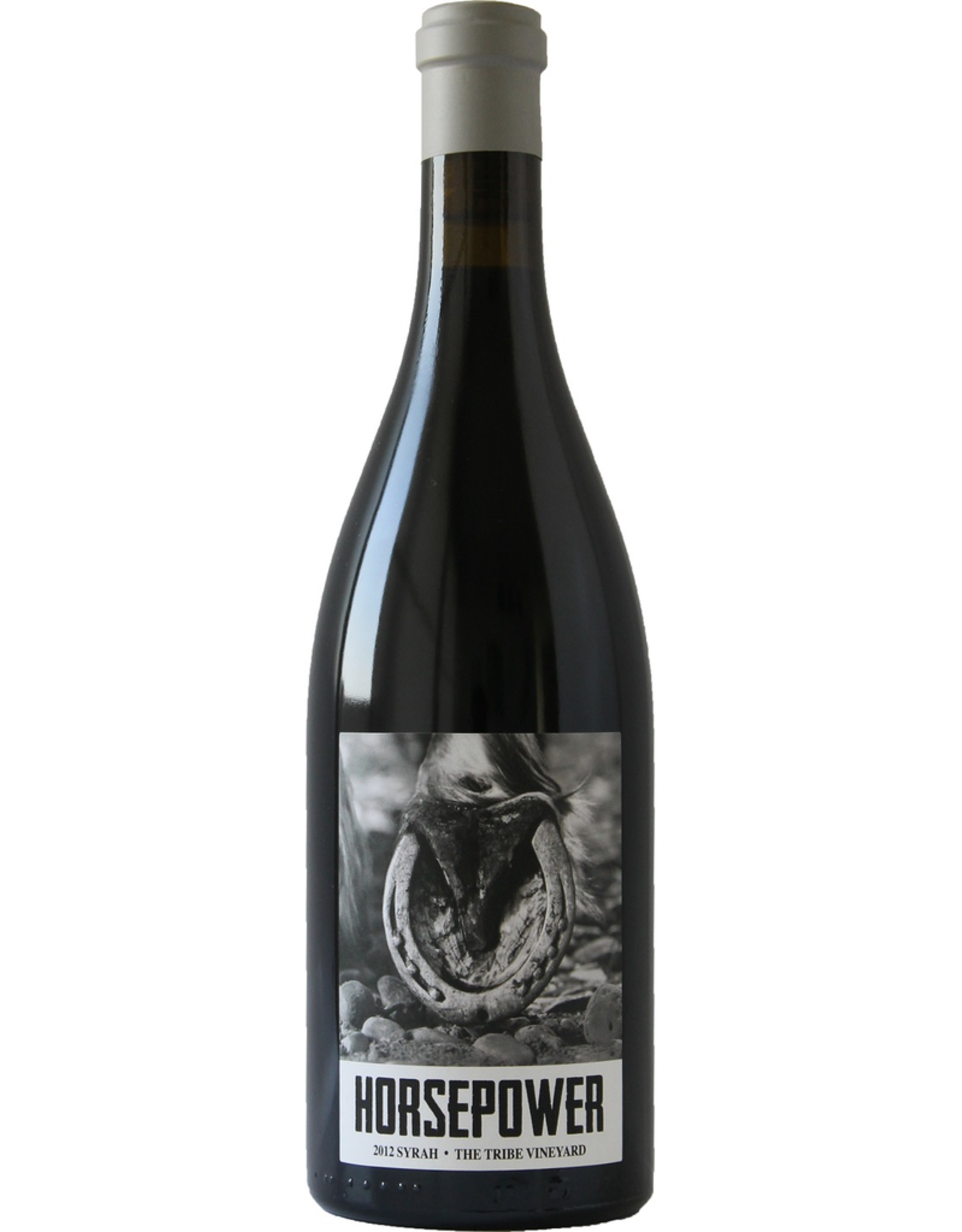 "Red Wine 2016, Horsepower by Cayuse ""The Tribe"" Vineyard, Syrah, Walla Walla Valley, Columbia Valley, Washington, 13.4% Alc, CTnr"