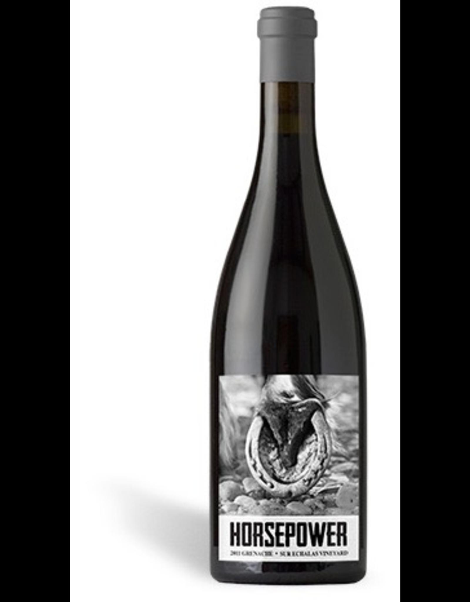 "Red Wine 2016, Horsepower by Cayuse ""High Contrast"" Vineyard, Syrah, Walla Walla Valley, Columbia Valley, Washington, 13.4% Alc, CTnr"